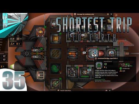 Let's Play Shortest Trip to Earth (part 35 - MOAR SHIELDZ! [blind])  