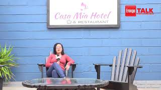 Leandrea louw joins you from the casa mia hotel in walvis bay with latest news, weather and tides. our interview for today is toini gabriel, co-owne...