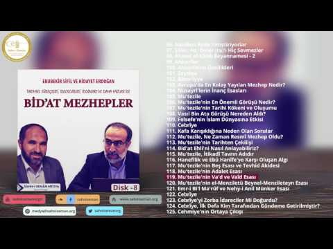 #119: Mu'tezile'nin Va'd ve Vaîd Esası - Ebubekir Sifil