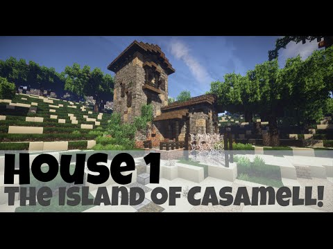 House 1 :: Let's Build a Mediterranean Village :: The Island of Casamell