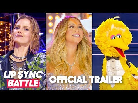Club KISS - Check Out The Trailer For The Upcoming 5th Season Of Lip Sync Battle