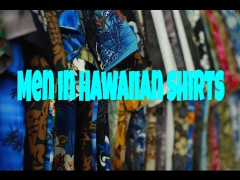 Men In Hawaiian Shirts ep1