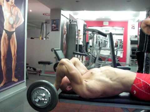 каак быстро накачать мышци