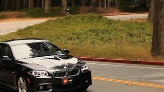 Car Tech - 2014 BMW 535d xDrive