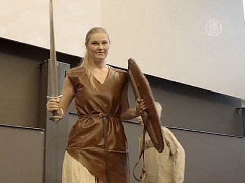 Как одевались викинги