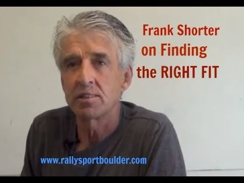 Finding Your Health and Fitness Happy Place With Frank Shorter
