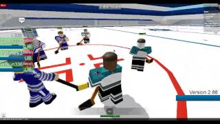 roblox nhl hockey 3 on 3