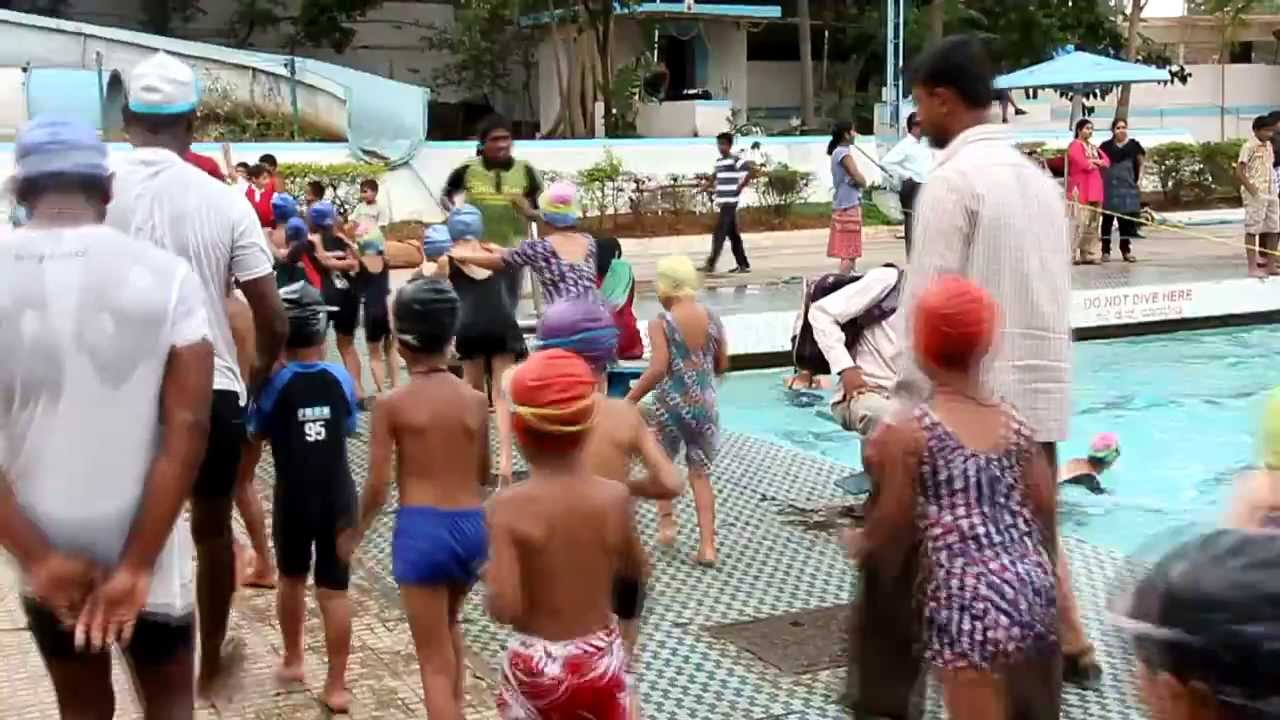Pm swimming centre jayanagar bengaluru youtube for Uq swimming pool opening hours