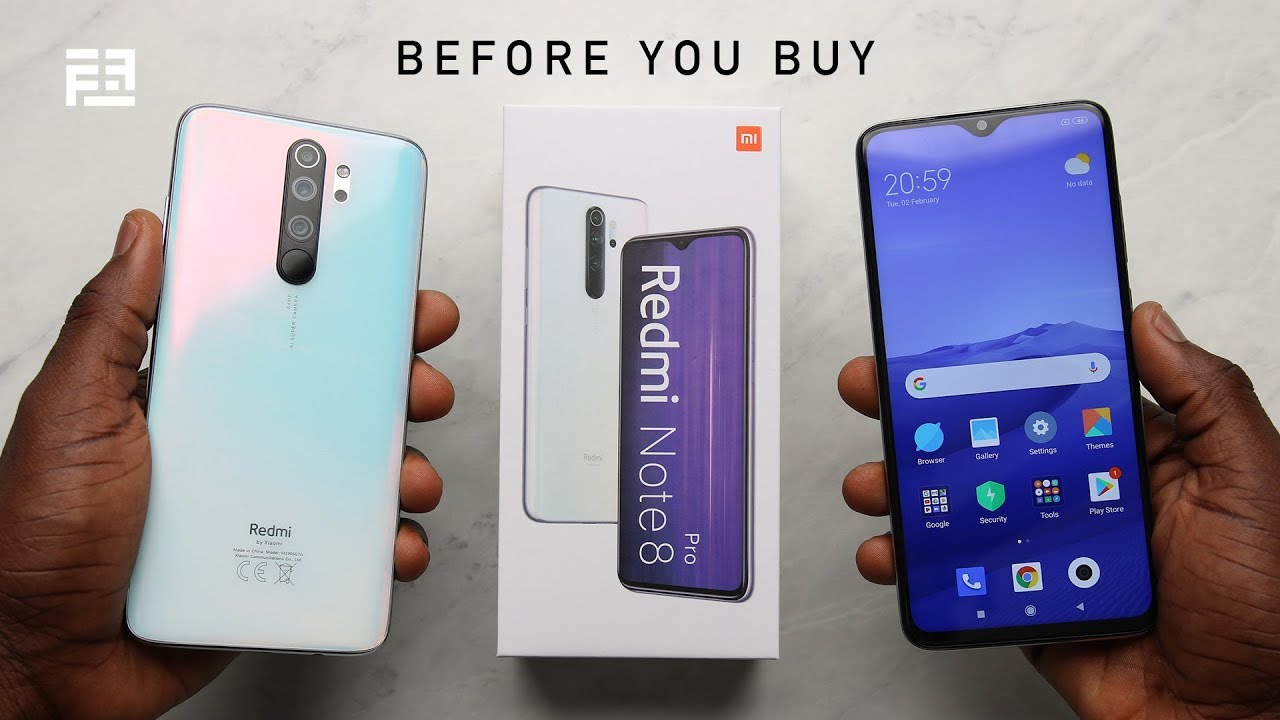 Xiaomi Redmi Note 8 Pro Unboxing & Review: Before you Buy!
