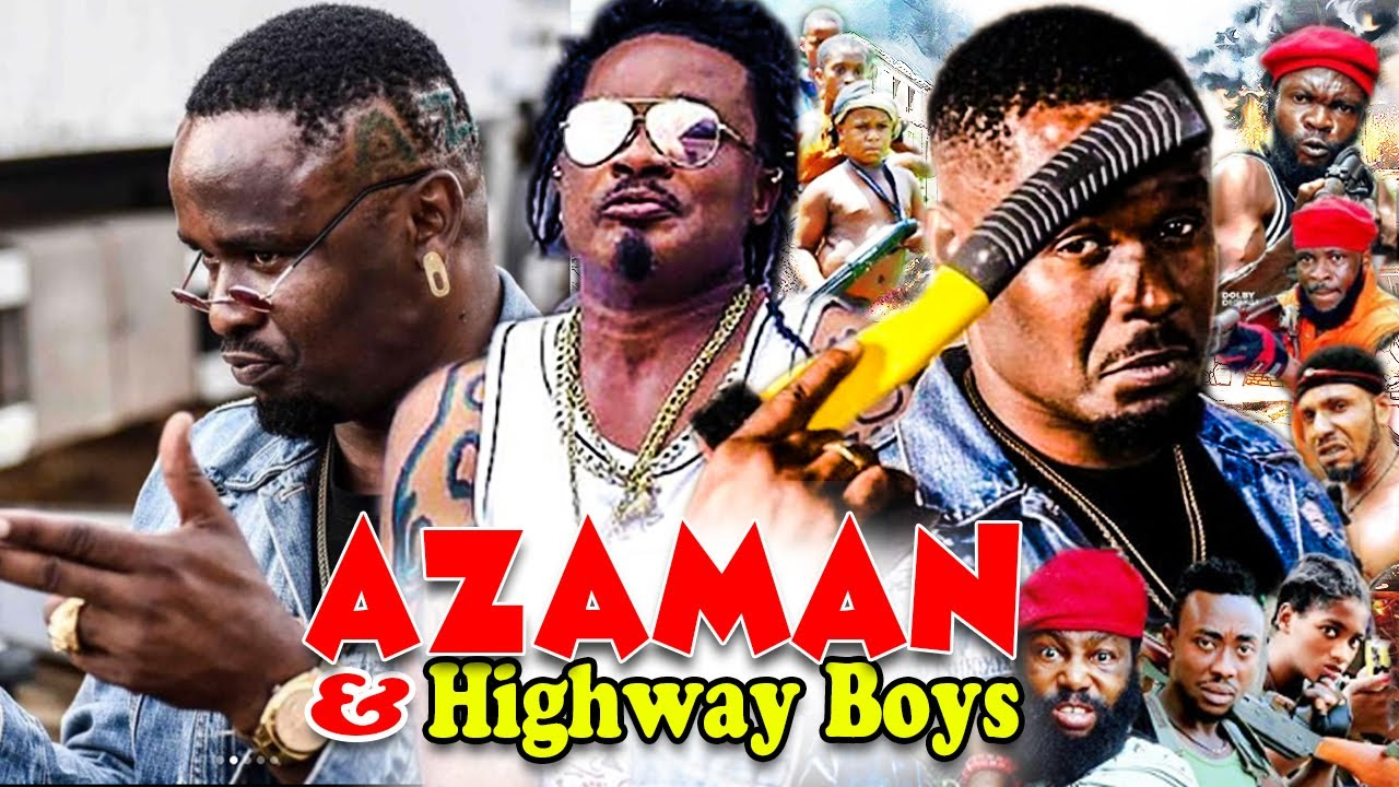 Download Aza Man And Highway Boys Full Movies - (New Movies) Zubby Michael 2021 Latest Nollywood Movies.