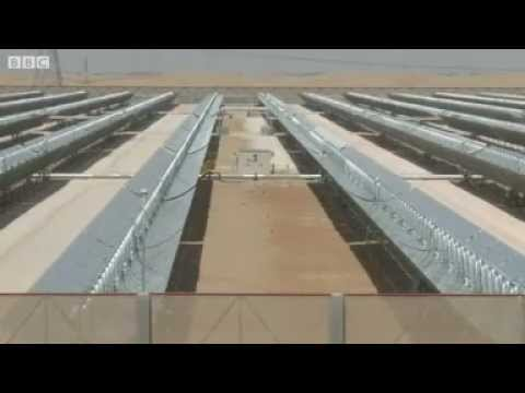 Largest concentrated solar power plant opens in Abu Dhabi