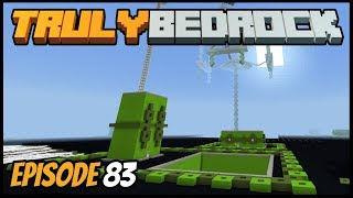 Raid Farm Is Done, Scam 3 And Trucks! - Truly Bedrock (Minecraft Survival Let's Play) Episode 83