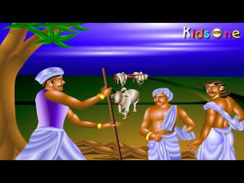 Kanipakam || History of Kanipakam Vinayaka In Telugu ||  with Animation - KidsOne