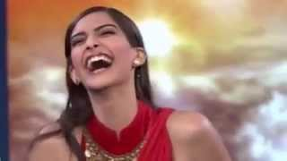Sonam kapoor made fun of salman Khan !