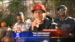 Bone Thugs Tha Crossroads Live on Fox 5 San Diego