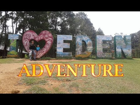 The Family Adventure in Eden Nature Park in Davao City | Nursery Rhyme | Nursery Playtime |