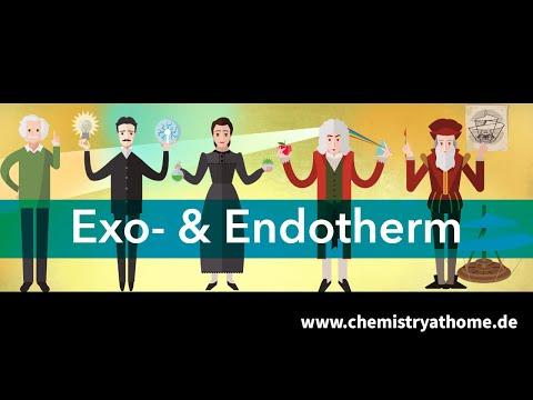 Einfach erklärt: exotherme