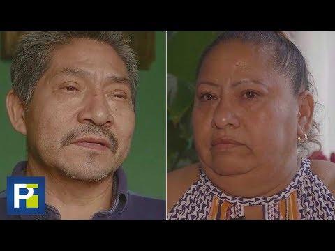 Abuelos se convierten en padres para sus cinco nietos pero una enfermedad los amenaza
