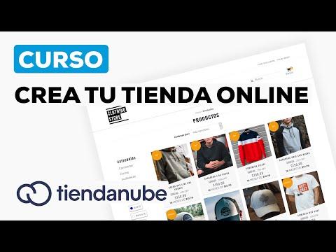 Como Crear una Tienda Online Fácil y Rápido con Tienda Nube