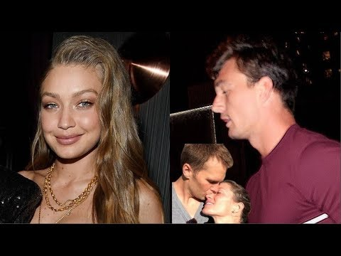 Gigi Hadid and Tyler Cameron party late into night after VMAs