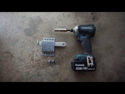 Adding A Slide Lock To Your Garage Door