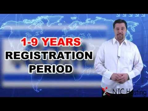 .CO.IL Domain Name Registration from NTC Hosting