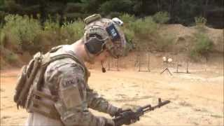 NEW AK 74 TESTING