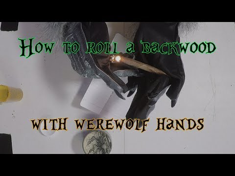 Rolling Is Hard Enough, Try Werewolf Hands?