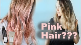 Reviewing the New Kristin Ess Hair Collection from Target - KayleyMelissa