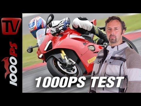 1000PS Test - Pirelli Diablo Rosso Corsa II