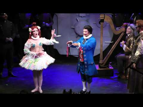 "AVA Opera - The Doll's Song from ""Tales of Hoffmann"""