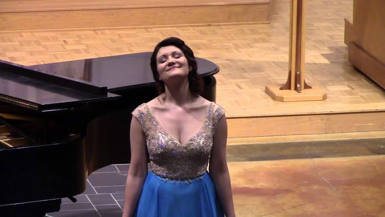 Emily Dworak Senior Voice Recital - YouTube