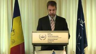 ICC welcomes the Republic of Moldova as a new State Party