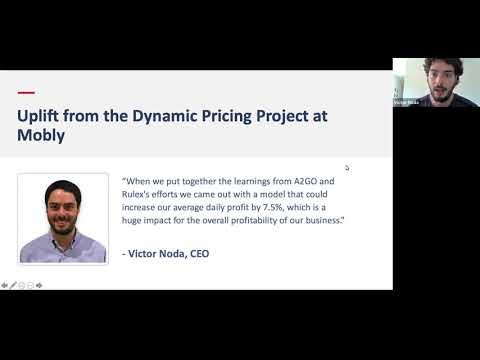 Webinar Dynamic Pricing A2Go Mobly