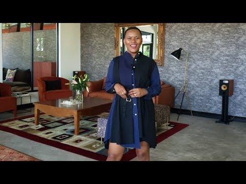 Top Billing meets amazing business woman Amanda Dambuza   FULL INSERT