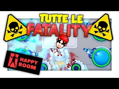 30 FATALITY TUTTE INSIEME! IL TRUCCO INFALLIBILE! - Happy Room ITA