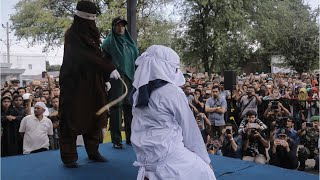 Two Women Caned In Malaysia For Homosexuality