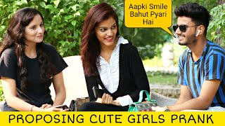 Bluetooth Prank Proposing Cute Girls | Prank In Pakistan@That Was Crazy