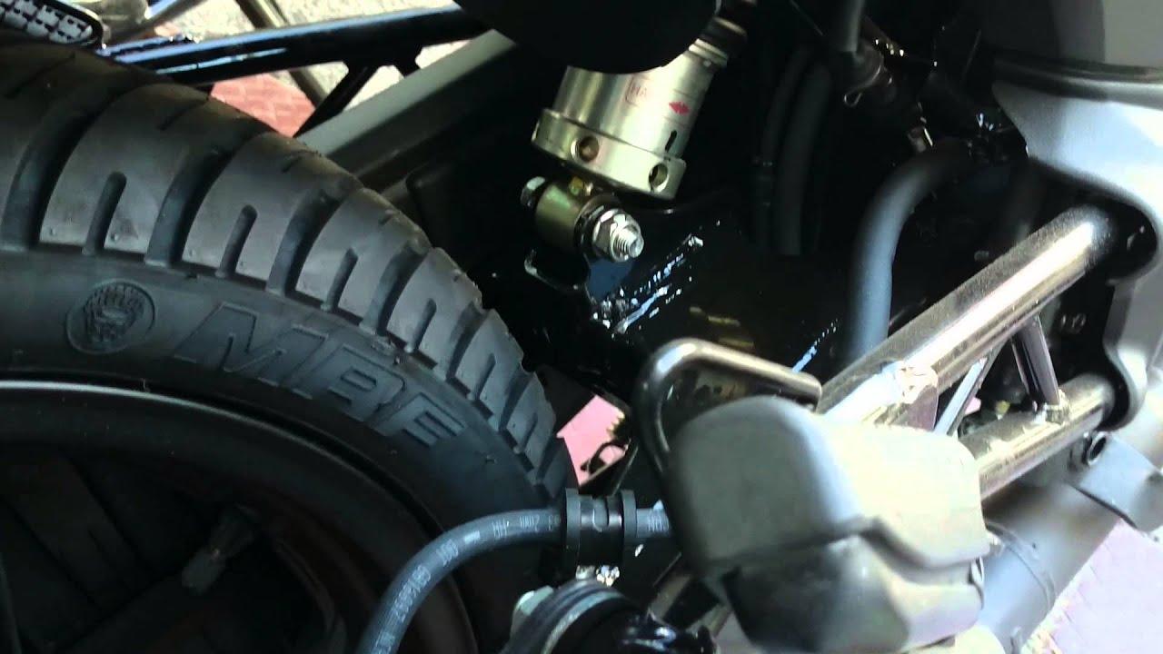 Honda Cb 150cc Invicta 2015 Colombia