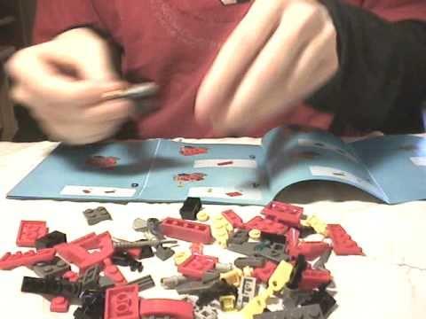 Lego Live Construction: Atlantis' Seabed Strider [Français]