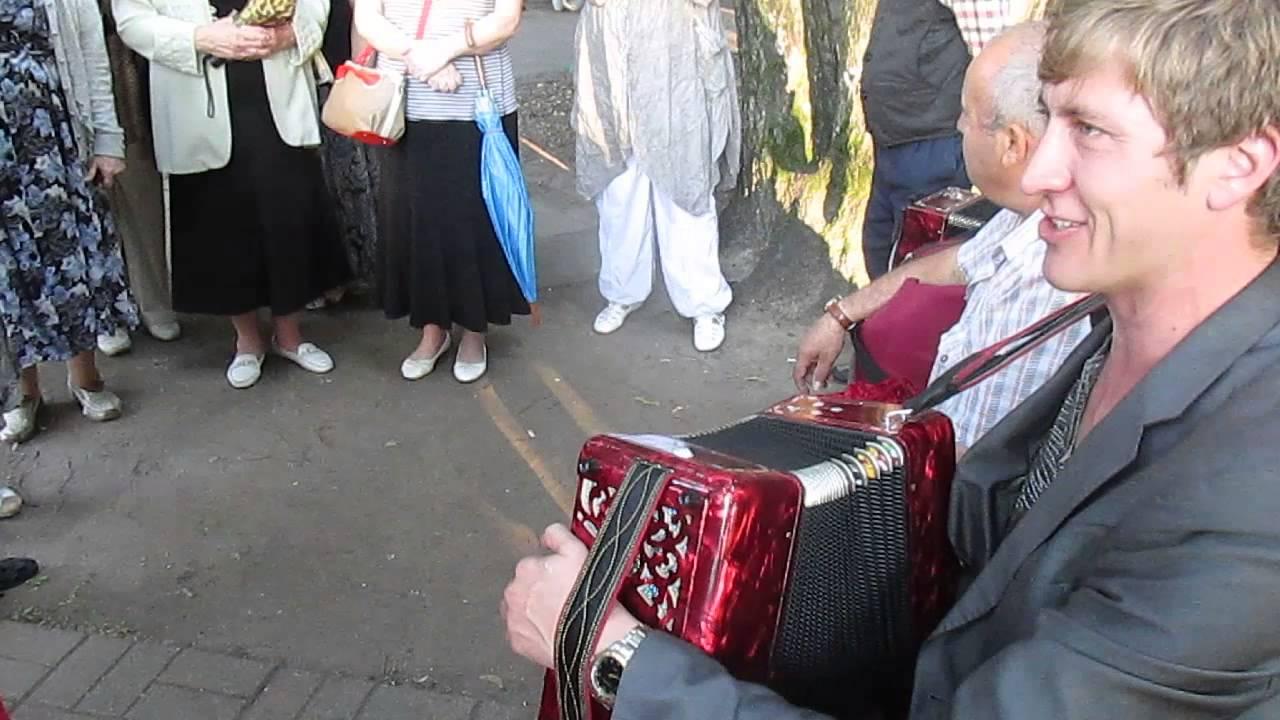 Игорь Шипков - попурри на пятачке в Измайлово