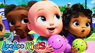 ????????Feelings and Emotions Song for KIDS | The Feelings Song | Preschool songs with LooLoo Kids