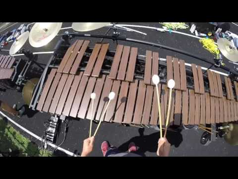 The Academy 2016 Marimba Cam -- Thomas Buchanan