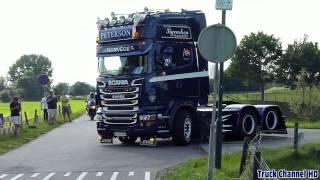 Peterson Scania R560 V8 - Intocht Nog Harder Lopik
