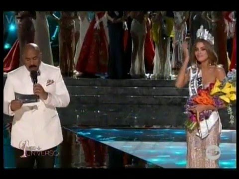 Miss Universo 2015 Equivocación from YouTube · Duration:  6 minutes 35 seconds