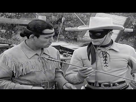 The Lone Ranger | Man Without a Gun | HD | Lone Ranger TV Series Full Episodes | Old Cartoon