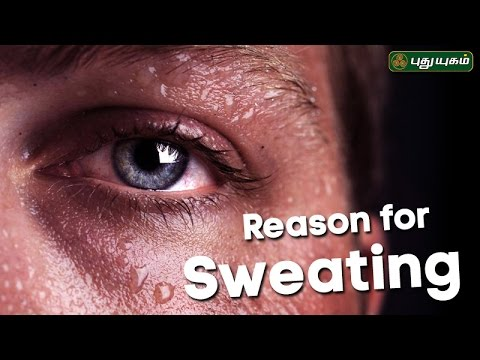 Reason for Sweating அழகு கலை For Beauty Morning Cafe 24-04-2017