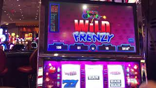 """""""Crazy Cherry Wild Frenzy""""  VGT Slots  Lucky To Get Out - Choctaw Casino, Durant, OK"""