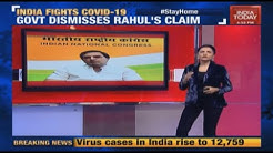 Rahul Gandhi Says India Needs To Ramp Up Testing, Govt Dismisses Claims | Seven At 7