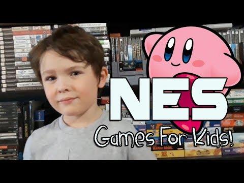 5 NES Games for Little Kids